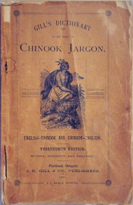 Gill's Dictionary of the Chinook Jargon