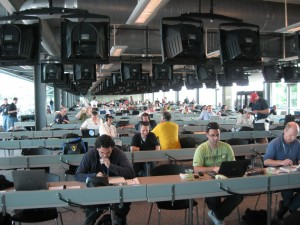 Indy 500 Media Center