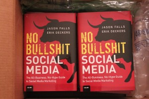 No Bullshit Social Media books