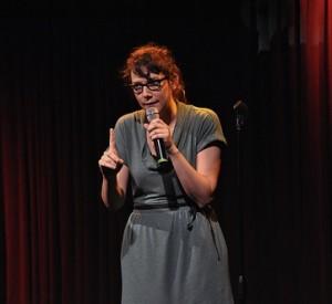 Sarah Schaefer at 92Y Tribeca Comedy Festival