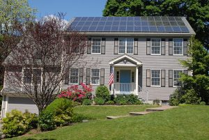 Every kind of content marketing should use a throughline. Even solar panel manufacturers.