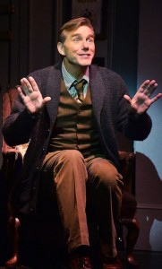 """David Schmittou in Beef & Boards' production of """"The Drowsy Chaperone"""" This is where plot and storytelling really inform content marketing."""