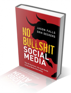 No Bullshit Social Media cover