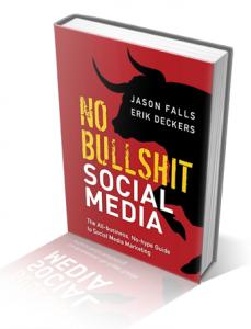 No Bullshit Social Media cover