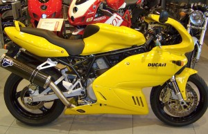 Ducati Supersport 620