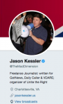 Twitter Verified Self-Proclaimed White Supremacist