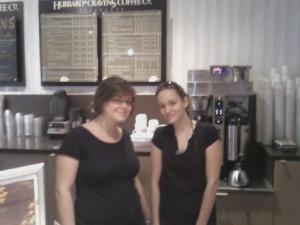 Karla & Ashley at Hubbard & Cravens