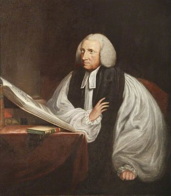 Robert Lowth, an 18th century linguist who wrecked writing and grammar for a lot of people.